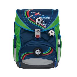 Школьный ранец DerDieDas 000405-3 Футболист ErgoFlex с наполнением