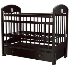 Детская кроватка Briciola -3 (продольный маятник)