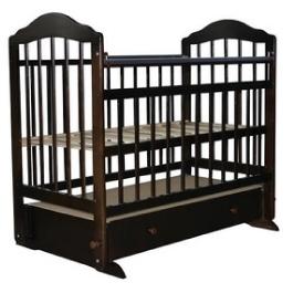 Детская кроватка Briciola -11 (поперечный маятник)