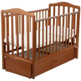 Детская кроватка Papaloni Джованни (продольный маятник)