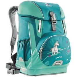 Школьный рюкзак Deuter OneTwo Лошадка с наполнением 4 предмета 3830116-3037/SET2