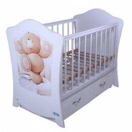 Детская кроватка Vikalex Sunny dance (поперечный маятник)