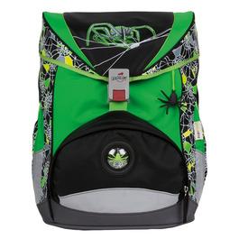 Школьный ранец DerDieDas 8405031 Кислотный паук ErgoFlex с наполнением
