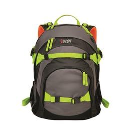 Школьный рюкзак iKon Черно-серый 000200-00