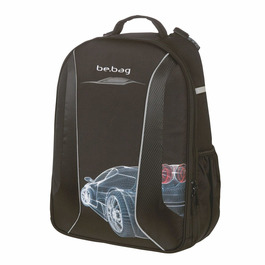 Школьный рюкзак Herlitz BE.BAG AIRGO GRID CAR