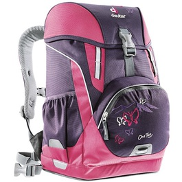 Школьный рюкзак Deuter OneTwo Фиолетовая бабочка 3830015-3029