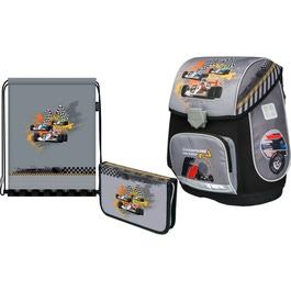 Школьный ранец Mag Taller Ezzy II Raceway с наполнением