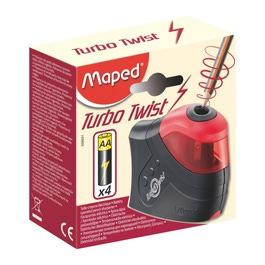 Точилка Maped электрическая Turbo twist