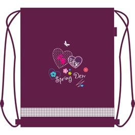 Мешок для сменной обуви MagTaller Hearts 31616-65
