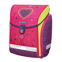 Школьный ранец Herlitz MIDI NEW Pink Hearts без наполнения