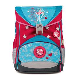 Школьный ранец DerDieDas 8405044 Балерина ErgoFlex с наполнением