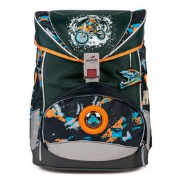 Школьный ранец DerDieDas 8405053 Мотоцикл ErgoFlex с наполнением