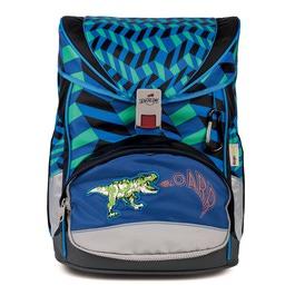 Школьный ранец DerDieDas 8405061 Паук/Динозавр Switch ErgoFlex с наполнением