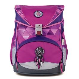 Школьный ранец DerDieDas 8405072 Девочки Switch Patch ErgoFlex с наполнением