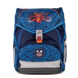 Школьный ранец DerDieDas 8406052 Осьминог XL ErgoFlex (размер XL) с наполнением