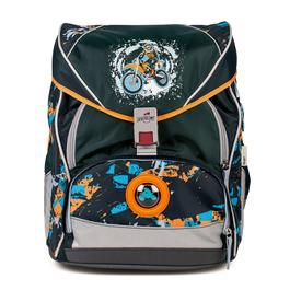 Школьный ранец DerDieDas 8406053 Мотоцикл XL ErgoFlex (размер XL) с наполнением