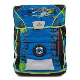 Школьный ранец DerDieDas 8407069 Ниндзя ErgoFlex Vario с наполнением
