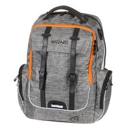 Школьный рюкзак Walker Academy - Wizzard Grey Melange