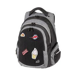 Школьный рюкзак Walker Fame Patch Grey 42107/75