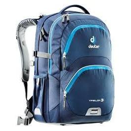 Школьный рюкзак Deuter 80223-3306 Ypsilon Синий-бирюзовый