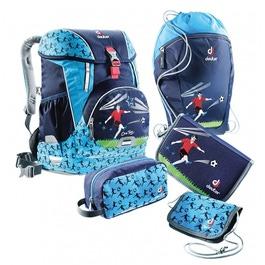 Школьный рюкзак Deuter OneTwo Футболист с наполнением 5 предметов 3880017-3045/SET3