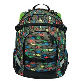 Школьный рюкзак iKon Темный камуфляж 000200-19