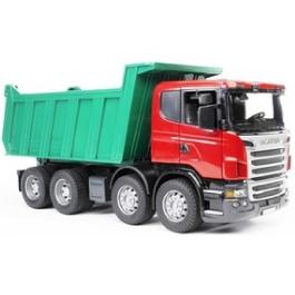 Самосвал Bruder Scania