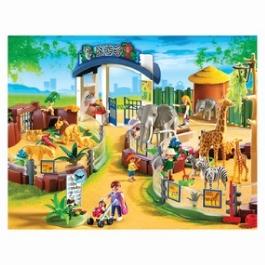 Playmobil Большой зоопарк