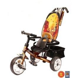 3-х колесный велосипед Rich Toys Lexus Trike NEXT 2013 original bronza